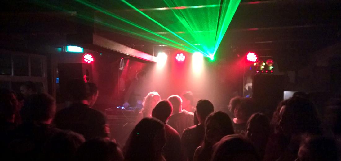 DJ | PA | STAGE | VERHUUR